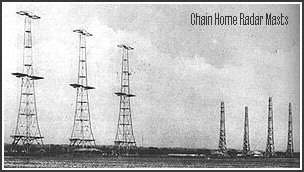 Chain Home Radar Masts